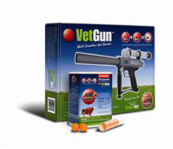 Panel: Vet Gun System